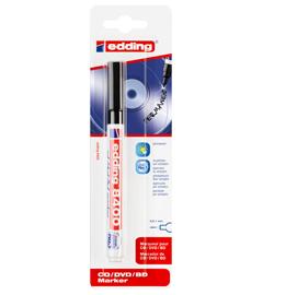 Marcatore permanente EDDING 8400 per CD-DVD 1,0mm nero