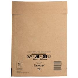 10 BUSTE IMBOTTITE GOLD C 15X21CM UTILE AVANA