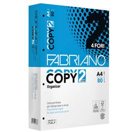 CARTA COPY4 A4 80GR 500FG 4FORI FABRIANO (Conf. 5)