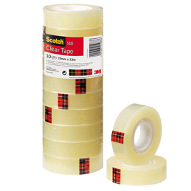 TORRE 10 RT NASTRO ADESIVO Scotch® 508 15MMX33M IN PPL