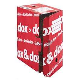 Scatola archivio DOXDOX 170x350x250mm REXEL