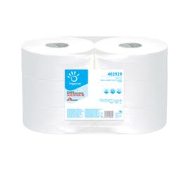 Carta igienica MAXI Jumbo Ø26,7cm - 371mt Ecolabel Papernet