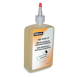 OLIO LUBRIFICANTE 350ML X DISTRUGGIDOCUMENTI FELLOWES