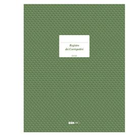 REGISTRO IVA CORRISPETTIVI 31X24,5 15PAG. numerate E2103