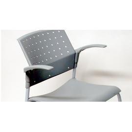 Set braccioli per sedia mixer as