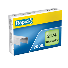 Scatola 2000 punti STANDARD RAPID 21/4 (6/4)