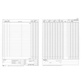 REGISTRO IVA FATTURE 31X24,5 22 PAG. E2133 EDIDRO