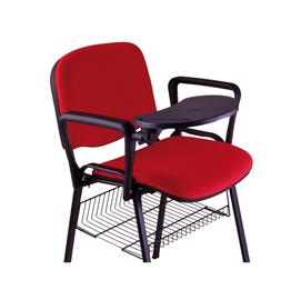 Set 2 braccioli + tavoletta ovale dx per sedie serie dado