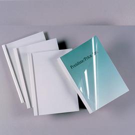 Scatola 50 cartelline termiche Standard A4 40mm 150mic bianco GBC
