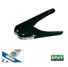 Perforatore per badge 9770 LEBEZ