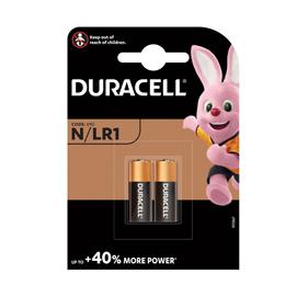 Blister 2 pile duracell 1,5v (mn9100)
