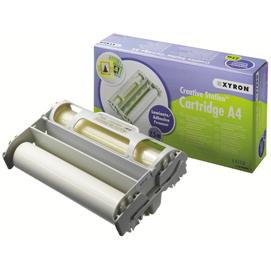Bobina Film x StazioneCreativa - plastific.+ adesiviz. riposiz. A4 7,5mt - Xyron