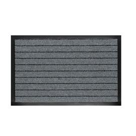 Zerbino asciugapassi alaska 40x70cm grigio velcoc