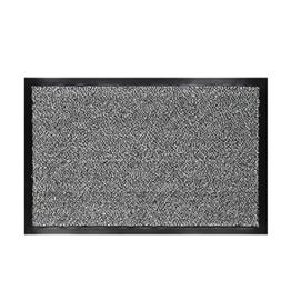 Zerbino asciugapassi nevada 40x70cm grigio velcoc