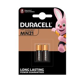Blister 2 pile duracell 12v (mn21)