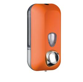 Dispenser sapone liquido 0,55lt orange Soft Touch