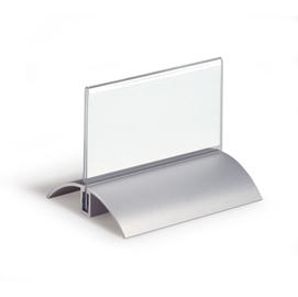 PORTANOME DA TAVOLO 5,2x10cm DE LUXE DURABLE (Conf. 2)
