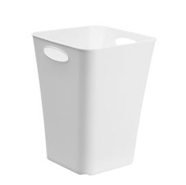 Portaombrelli timeless ppl bianco 29,5x29,5cm - h 39,5cm