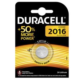 Blister 1 pila litio duracell 3v (2016)