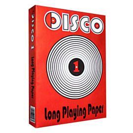 Carta fotocopie disco 1 a4 80gr 500fg (drop)