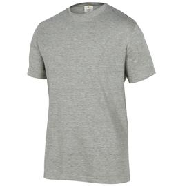 T-Shirt BASIC Napoli GRIGIO Tg. L 100 COTONE