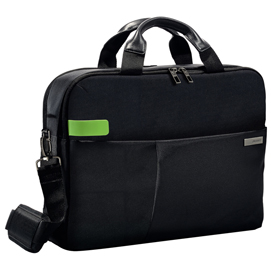 Borsa smart traveller per PC 13,3� nera Leitz Complete