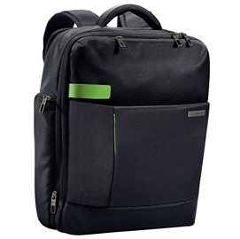 Zaino smart traveller per PC 15,6� nero Leitz Complete