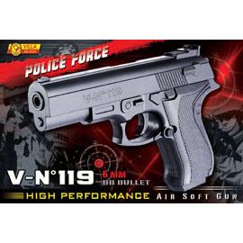 Pistola v-n 119 airsoft cal. 6 mm