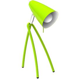 Lampada a fluorescenza/led e14 verde fluokid 2 alba