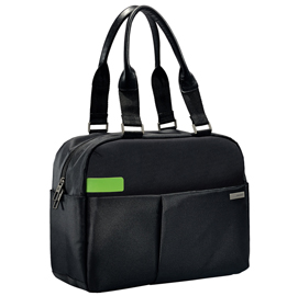 Borsa shopper smart traveller per PC 13,3� nero Leitz Complete