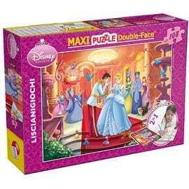 Puzzle df supermaxi 108 cinderella lisciani