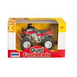 Quad diecast retrocarica dsp 6