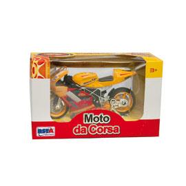 Moto da corsa modelli assortiti ronchi supertoys