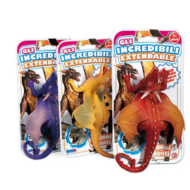 Incredibili extendable dragoni ronchi supertoys