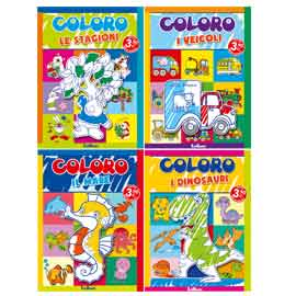 Album da colorare - coloralbum