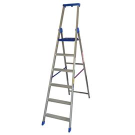 SCALA ALLUMINIO Professionale 6 GRADINI Climb Evolution