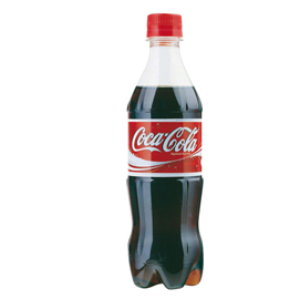 Coca Cola bottiglia PET 450ml (Conf. 24)