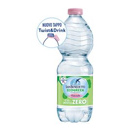 Acqua naturale bottiglia PET 500ml San Benedetto (Conf. 24)
