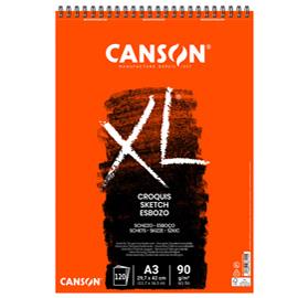 Album XL Croquis A3 90gr 120fg Canson