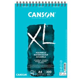 Album XL Aquarelle f.to A4 300gr 30fg Canson