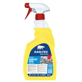 Sgrassatore Ultra Limone 750ml Sanitec