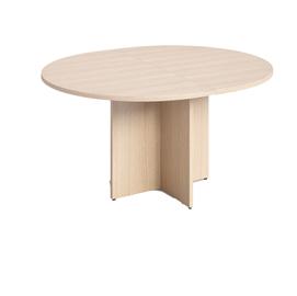 Tavolo riunione tondo Ø120cm Rovere - AgorA' Direction