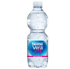 Acqua naturale bottiglia PET 500ml Vera (Conf. 24)