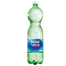 Acqua frizzante bottiglia PET 1,5lt Vera (Conf. 6)
