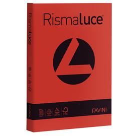 Carta RISMALUCE STANDARD A4 90gr 300fg scarlatto 61 Favini
