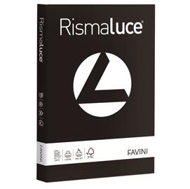 Carta RISMALUCE STANDARD A4 90gr 300fg nero 63 Favini