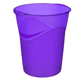 Cestino Happy 280 H - Deep Purple - 14 litri - CEP