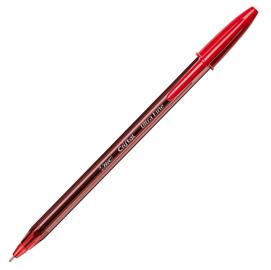 Scatola 20 penna sfera con cappuccio Cristal® Exact 0.7mm rosso BIC®