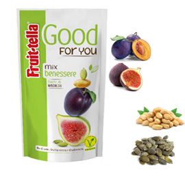 Mix Benessere Good For You Fruitella - Minibag da 35gr