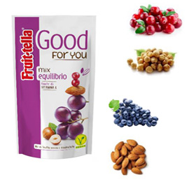 Mix Equilibrio Good For You Fruitella - Minibag da 35gr